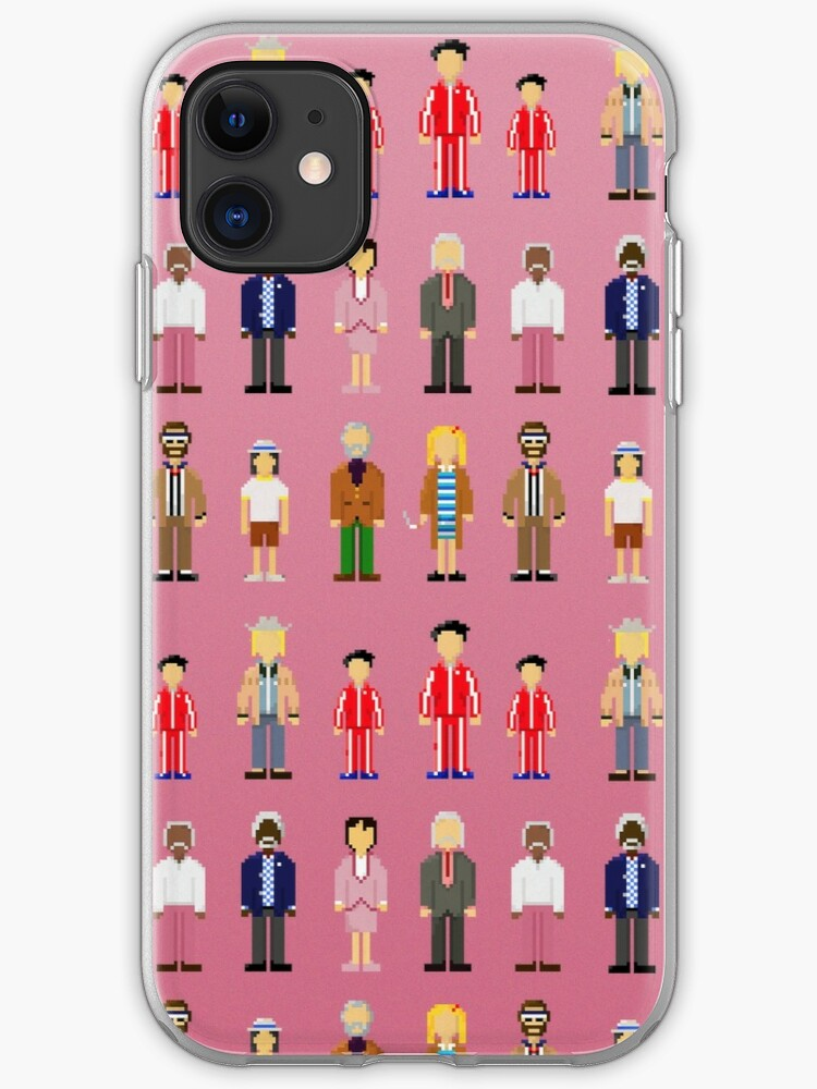 111 Archer Avenue from The Royal Tenenbaums iphone 11 case