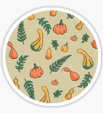 Gourd Sticker Sticker