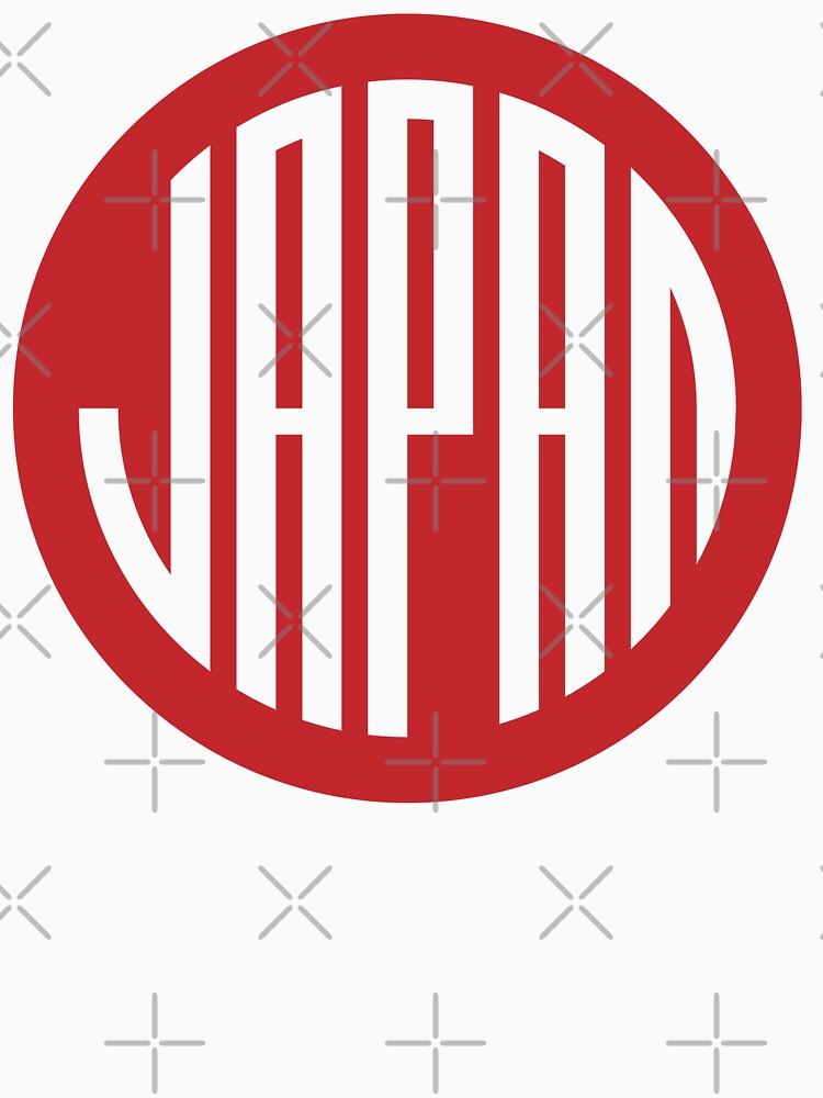 Japan - japanese round design symbol by kislev