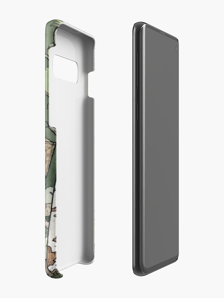 Alternate view of Bear in the Woods Case & Skin for Samsung Galaxy