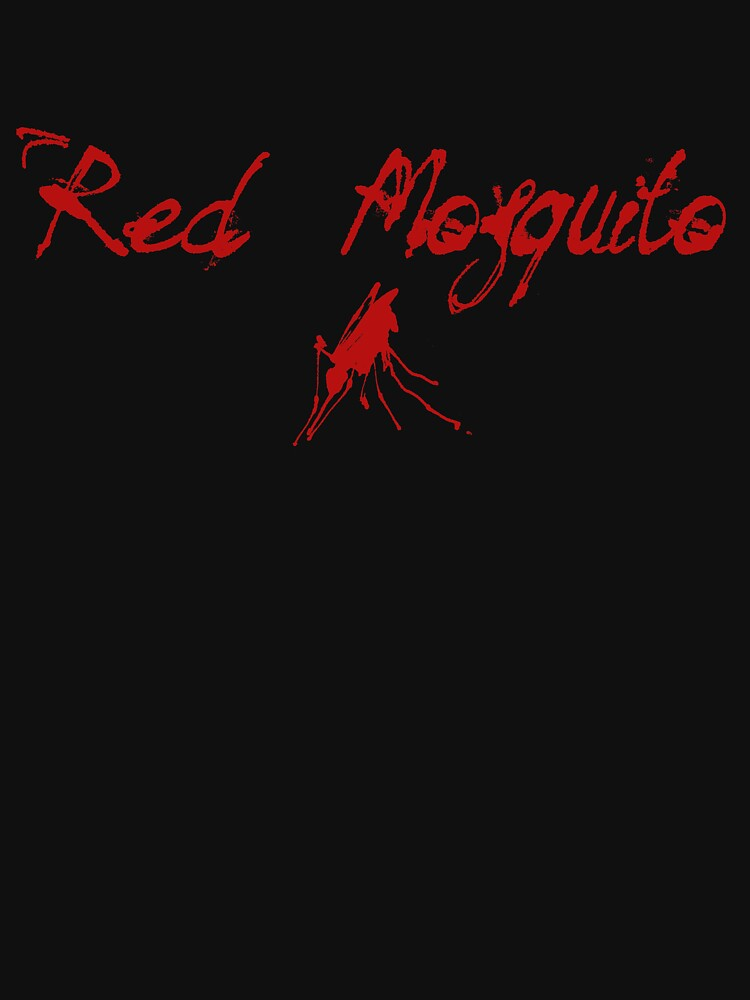 Red Mosquito | Unisex T-Shirt