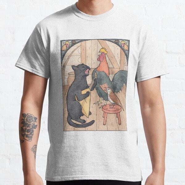Singing Friends Classic T-Shirt
