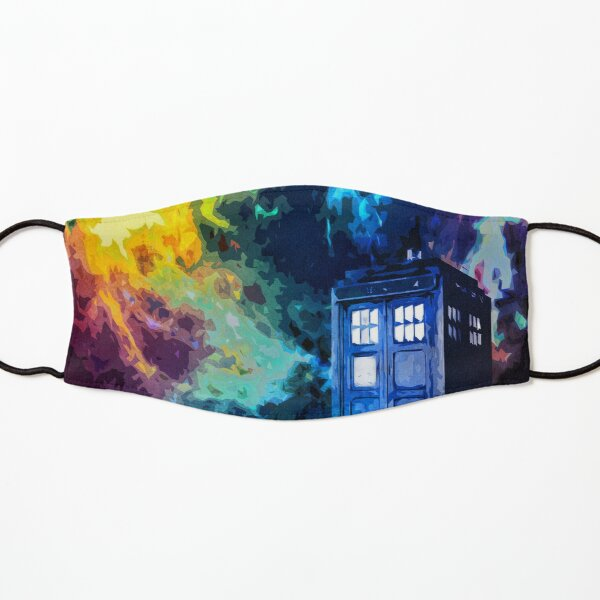 Time in Space Kids Mask