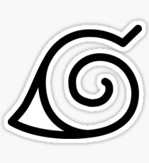 Symbol Shinobi Sticker