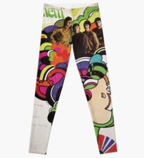 Now and Them, Psychedelic Garage Rock lp Leggings