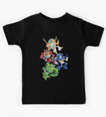 Rescue Bots: Fall to the Rescue Kids T-Shirt