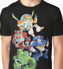 Rescue Bots: Fall to the Rescue Graphic T-Shirt