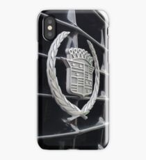 Long Black Cadillac iPhone Case/Skin