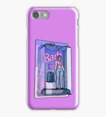 BARB DOLL iPhone Case/Skin