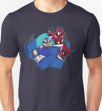 Animated Style Knock Out and Breakdown T-Shirt