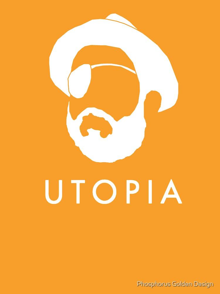 TShirtGifter presents: UTOPIA - Wilson | Unisex T-Shirt