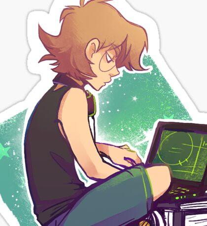 Tech Geek Sticker