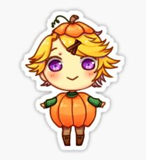 Pumpkin Patch Yoosung Sticker