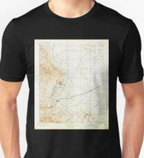 USGS TOPO Map California CA Coalinga 299283 1912 125000 geo T-Shirt