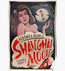 Shanghai Moon - Archer Poster