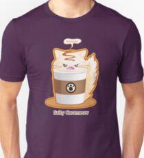 Purrista Pawfee: Salty Caramel Kitty Coffee T-Shirt