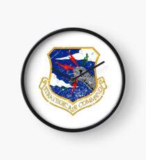 Reloj Comando Aéreo Estratégico - Logotipo de Color Pequeño
