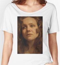 Cicada Women's Relaxed Fit T-Shirt