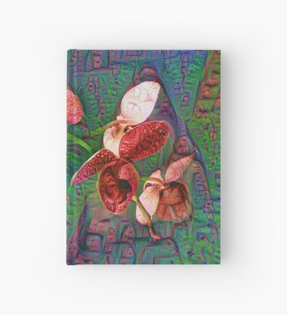 Phalaenopsis A #DeepDream Hardcover Journal
