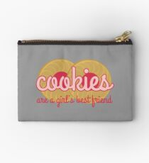 Cookies are a Girl's Best Friend Studio Pouch