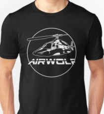Airwolf Chopper Unisex T-Shirt