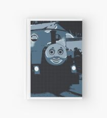 The Grey Tank Engine Hardcover Journal
