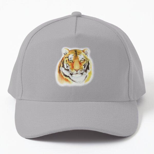Tiger Face Baseball Cap