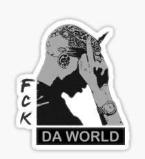 RAP / HIP-HOP: Tupac Shakur aka 2Pac / Makaveli Sticker