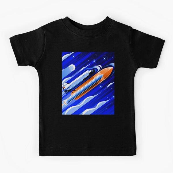 Space shuttle  Kids T-Shirt