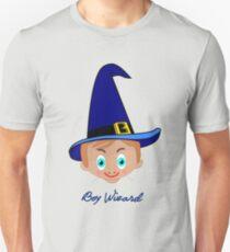 Toon Boy 6 Wizard T-shirt design T-Shirt