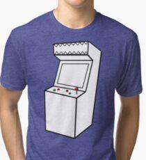 Arcade Machine Tri-blend T-Shirt