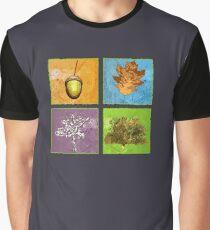 Oak Tree Graphic T-Shirt