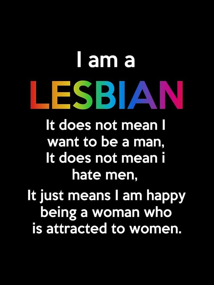 lesbian am am i