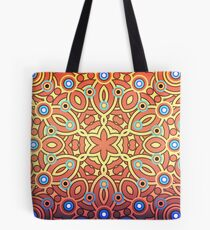 Burgkaba Mandala [No Logo] Tote Bag