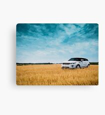 Evoque Canvas Print