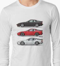 P 944 951 Turbo Trio Long Sleeve T-Shirt