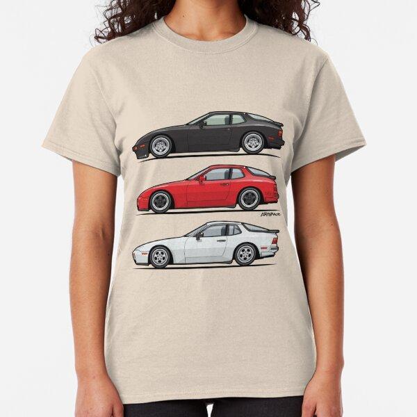 P 944 951 Turbo Trio Classic T-Shirt