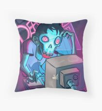 Deadline Throw Pillow