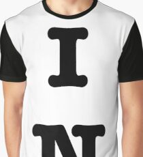 I LOVE NY COUPLE a Graphic T-Shirt