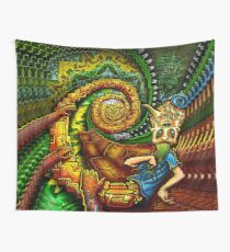 Lego Land Wall Tapestry