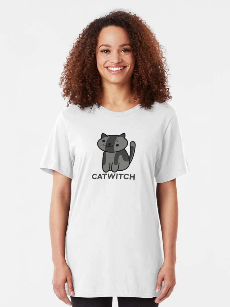 Alternate view of Catwitch Slim Fit T-Shirt