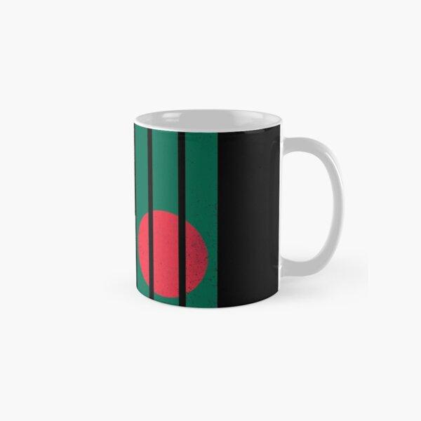 Bangladeshi American Flag Classic Mug