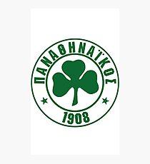 Panathinaikos FC Photographic Print