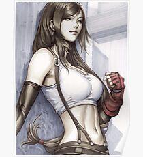 Tifa Lockhart Original Poster