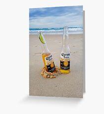 Beer O'clock Greeting Card