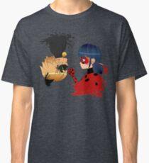 Ladybug y Chat noir Classic T-Shirt