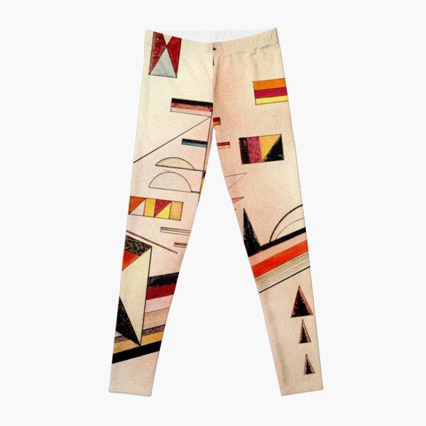 Kandinsky - Certainly, popular abstract art painting Leggings