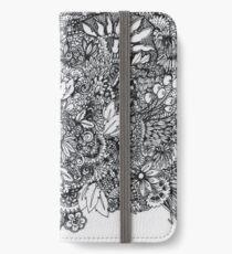 Doodle Park - Kerry Beazley iPhone Wallet/Case/Skin