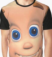 Jimmy Neutron Graphic T-Shirt