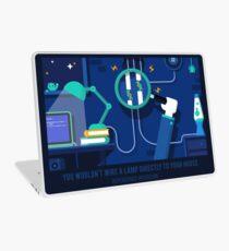 Dependency Inversion - SOLID Laptop Skin